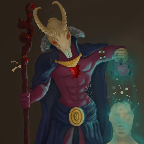 Image of Dhun'bul, Servant of Naru