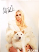 "Image of ""In My Own Lane"" Album Poster - AUTOGRAPHED by Debbie"