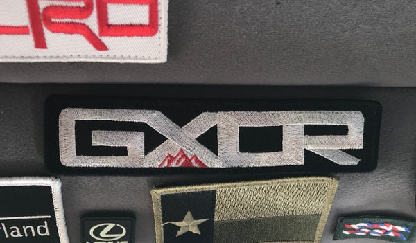 Image of GXOR Patch