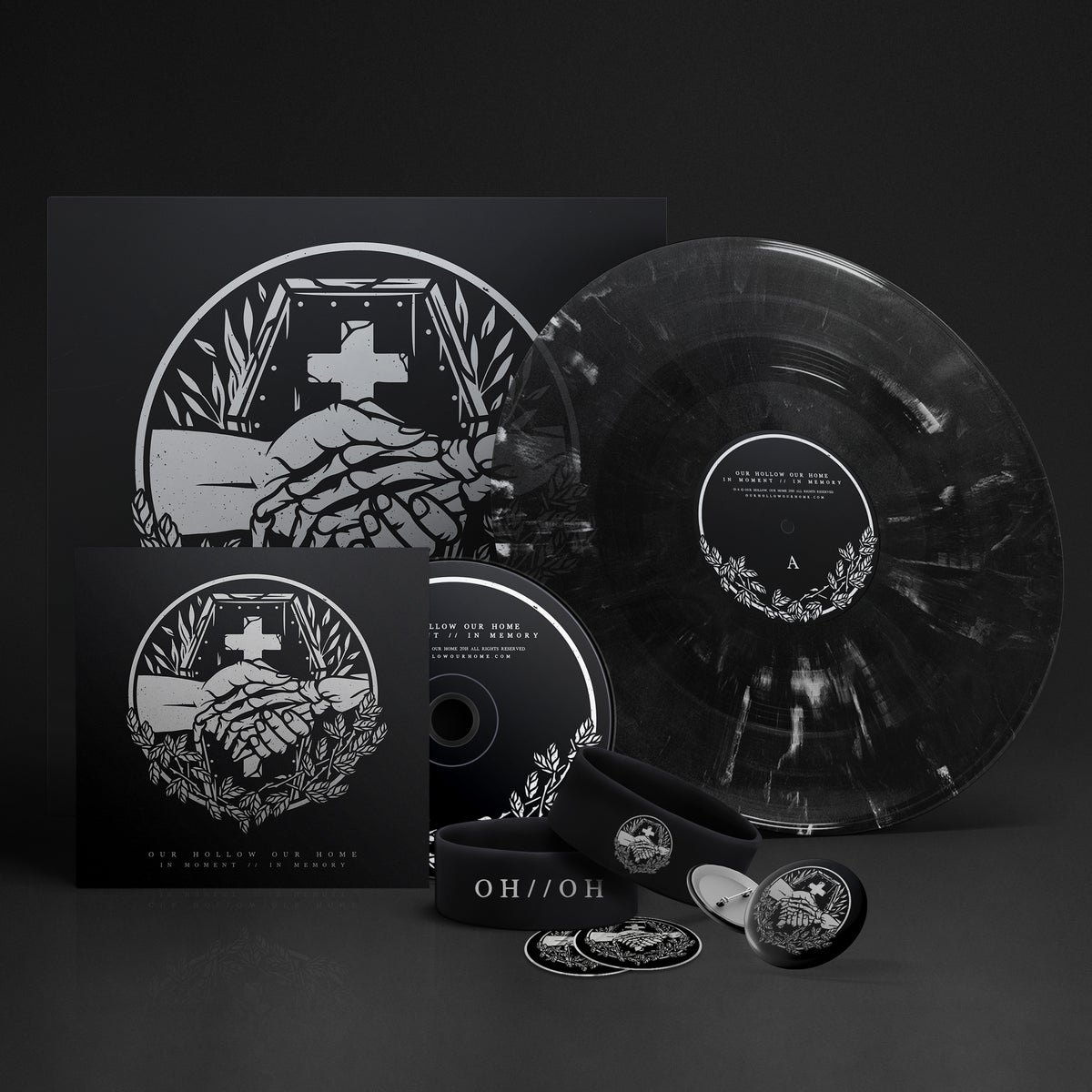Image of IN MOMENT // IN MEMORY - CD & VINYL BUNDLE