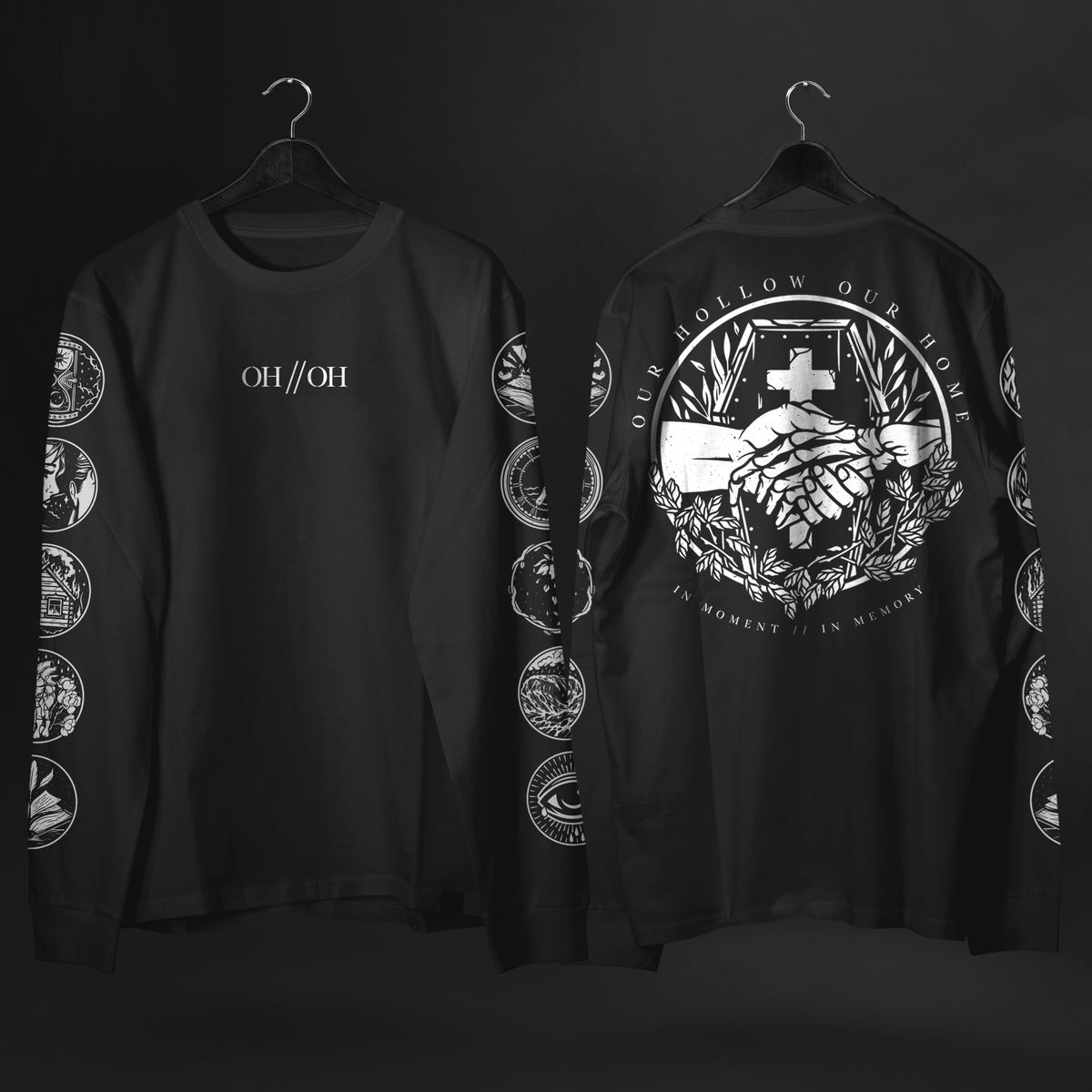 "Image of ""EMBLEMS"" LONG SLEEVE"