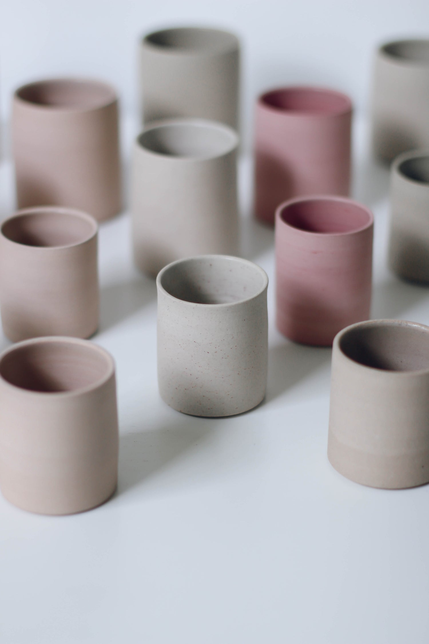 Image of Set of Small Cylinders #5
