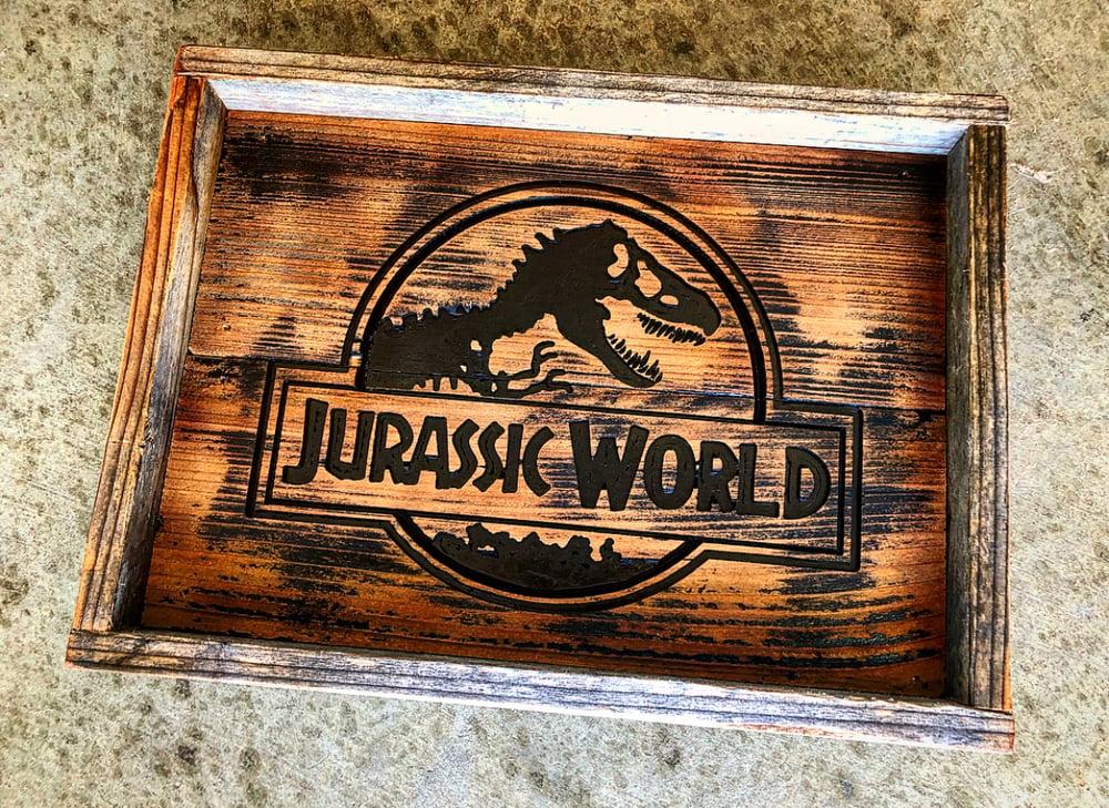 Image of Jurassic World Tray
