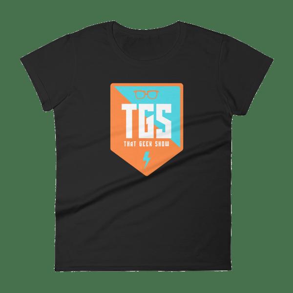 """Image of """"The Shield"""" Women's Logo T-Shirt"""