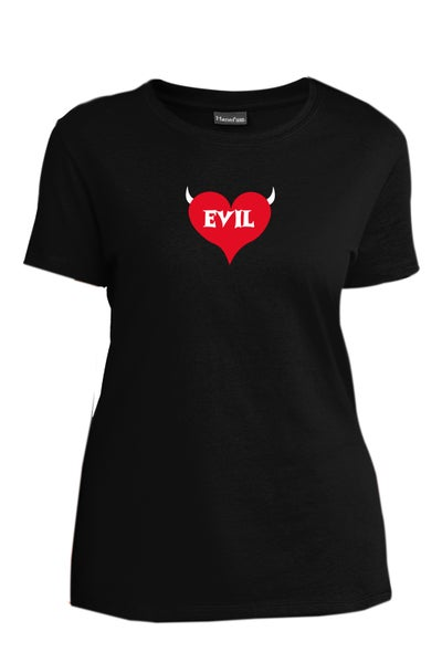 Image of The Independents Evil - Women's Nano Tee