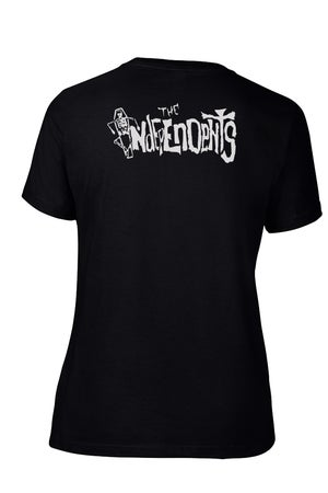 Image of The Independents Coffin Cat- Women's Nano Tee