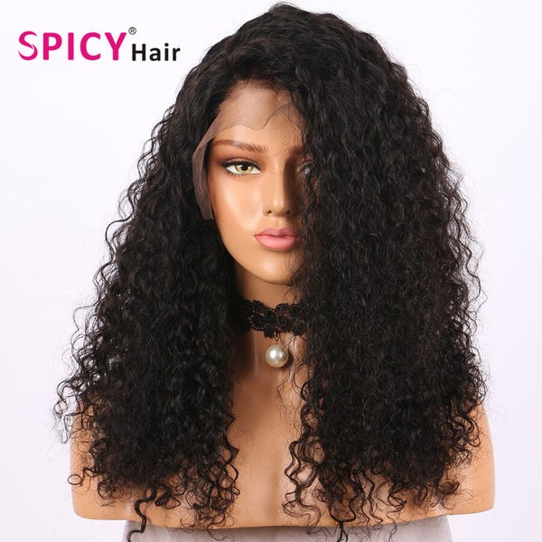 Image of 13X6 lace wig/360 lace wig 200% density /300% high density lace front wig/ full lace wig