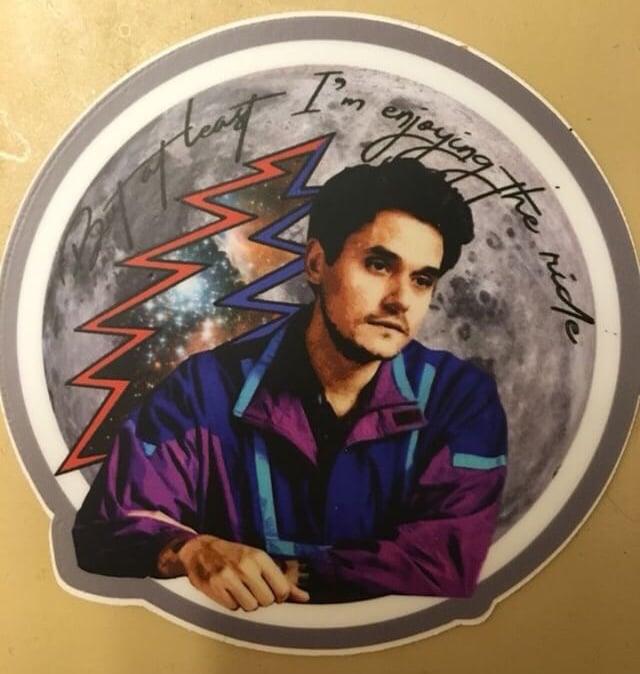 John Summer Tour 2018 Stickers!