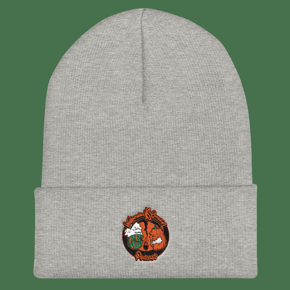 WATERMELON VS PUMPKIN WINTER HAT