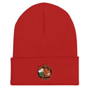 Image of WATERMELON VS PUMPKIN WINTER HAT