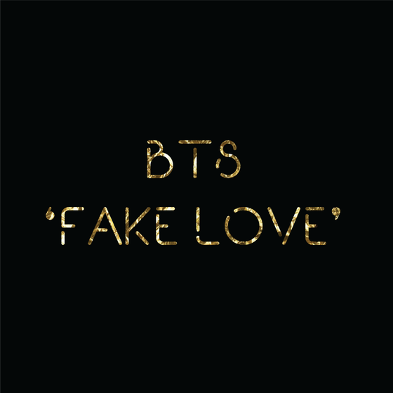 Image of BTS - 'Fake Love' Drum Notation
