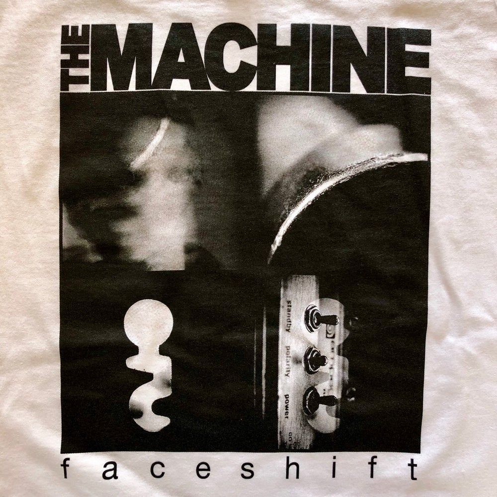 "Image of T-shirt ""Faceshift"""
