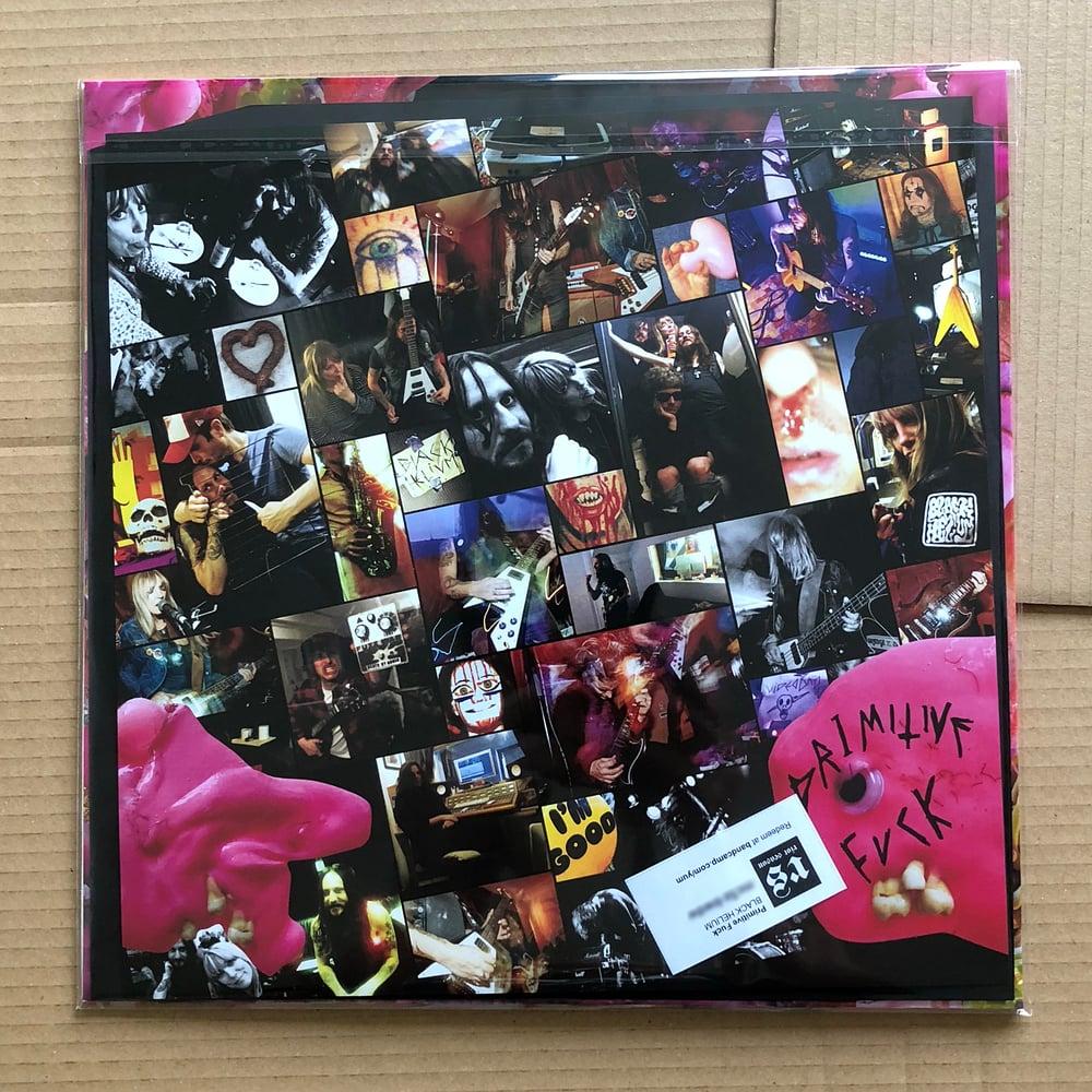 BLACK HELIUM 'Primitive Fuck' Vinyl LP