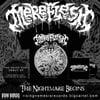 MEREFLESH - The Nightmare Begins T-Shirt (optional + CD)
