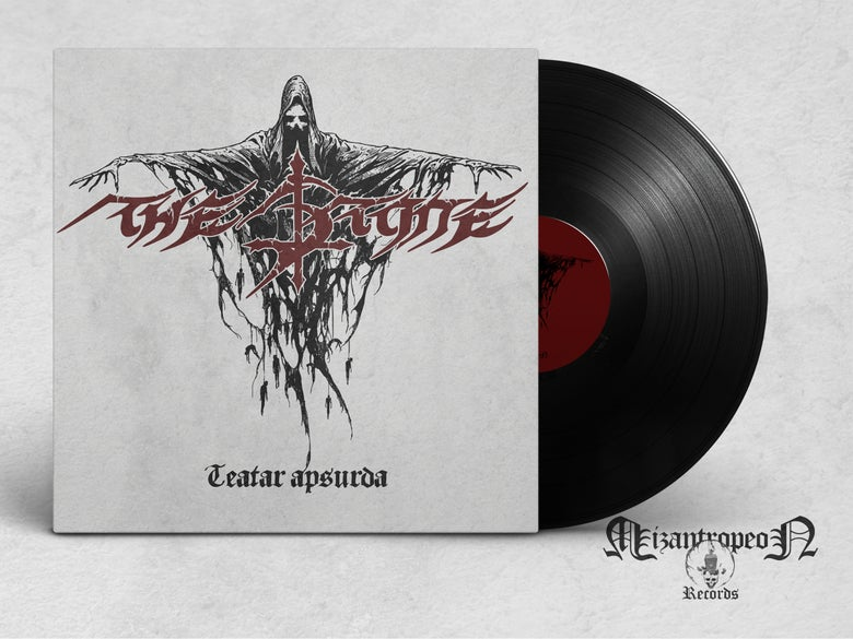 "Image of THE STONE ""Teatar apsurda"" LP"