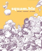 Image of Squam.ble Sketches Drawings Art Bombs