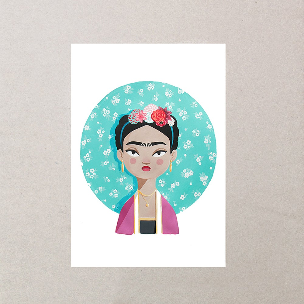 Image of FRIDA A5 PRINT