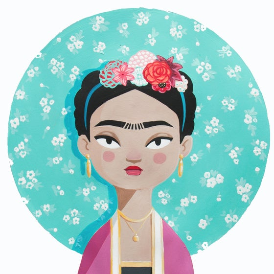 Image of FRIDA 8X10 PRINT