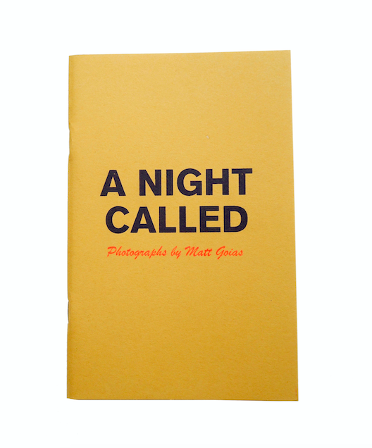 Image of A Night Called Book