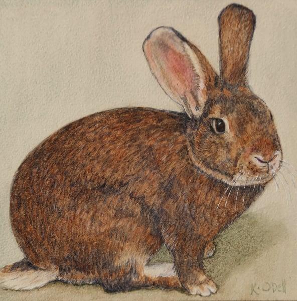 "Image of ""Spring Rabbit"""