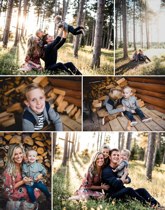 Image of Fall Mini Sessions $275 - October 7th, 13th, 26th, & 27th
