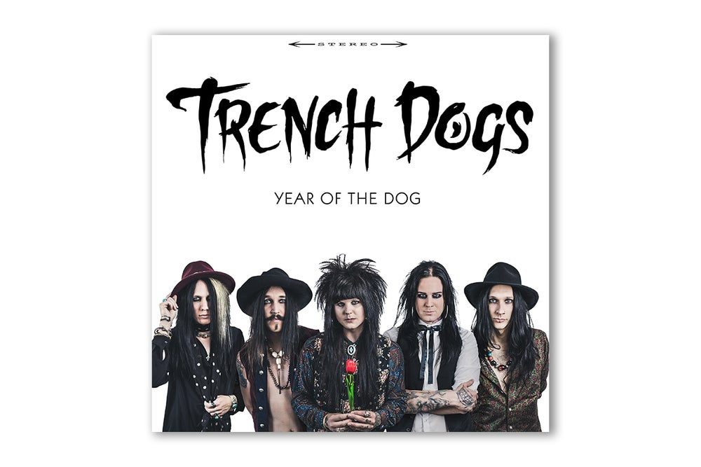 Image of Trench Dogs - Year Of The Dog CD