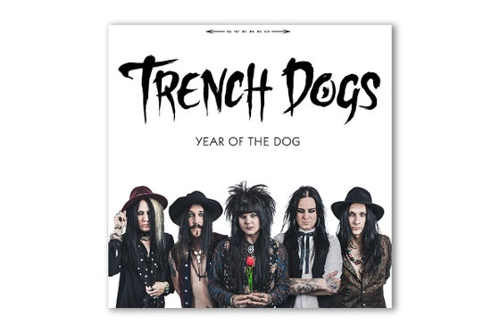 Image of Trench Dogs - Year Of The Dog CD (PRE ORDER)