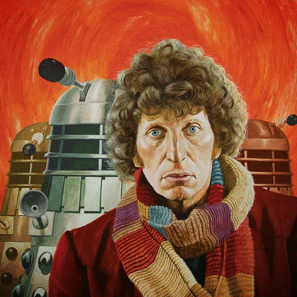 Image of Doctor Who A4/A3 prints
