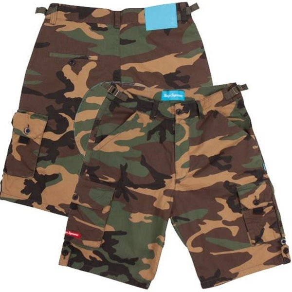 Image of King Apparel Insignia Shorts Camo
