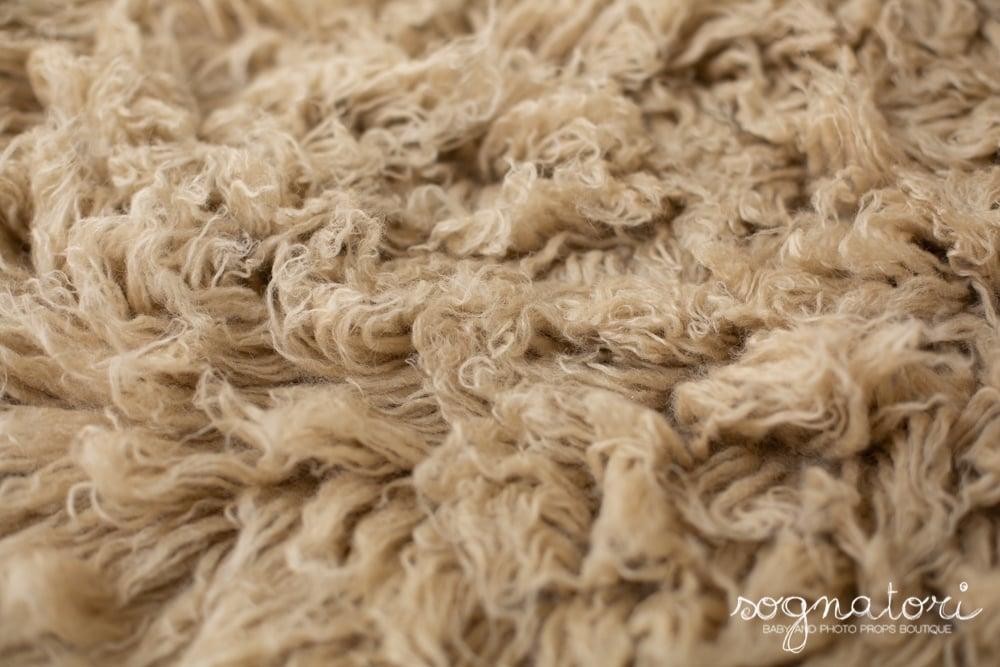 Pre Order Premium Wool Flokati Rug