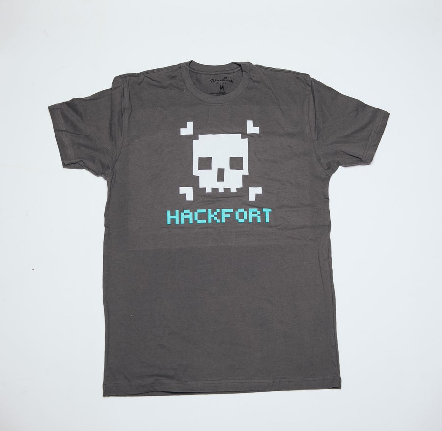 Image of Hackfort tee 2018