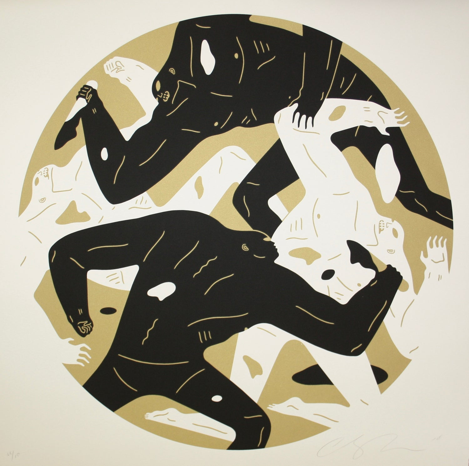 """Cleon Peterson - """"Out of Darkness"""""""