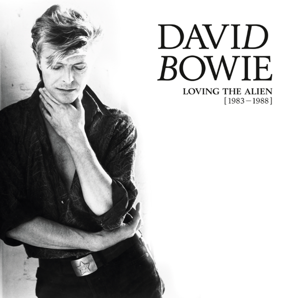 Image of David Bowie - LOVING THE ALIEN (1983 - 1988) [CD Boxset]