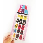 Image of Cha Cha X Toofly Nail Covers