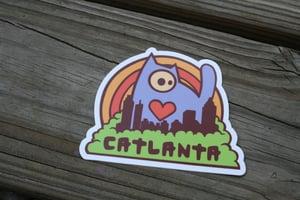 Image of Skyline Sticker
