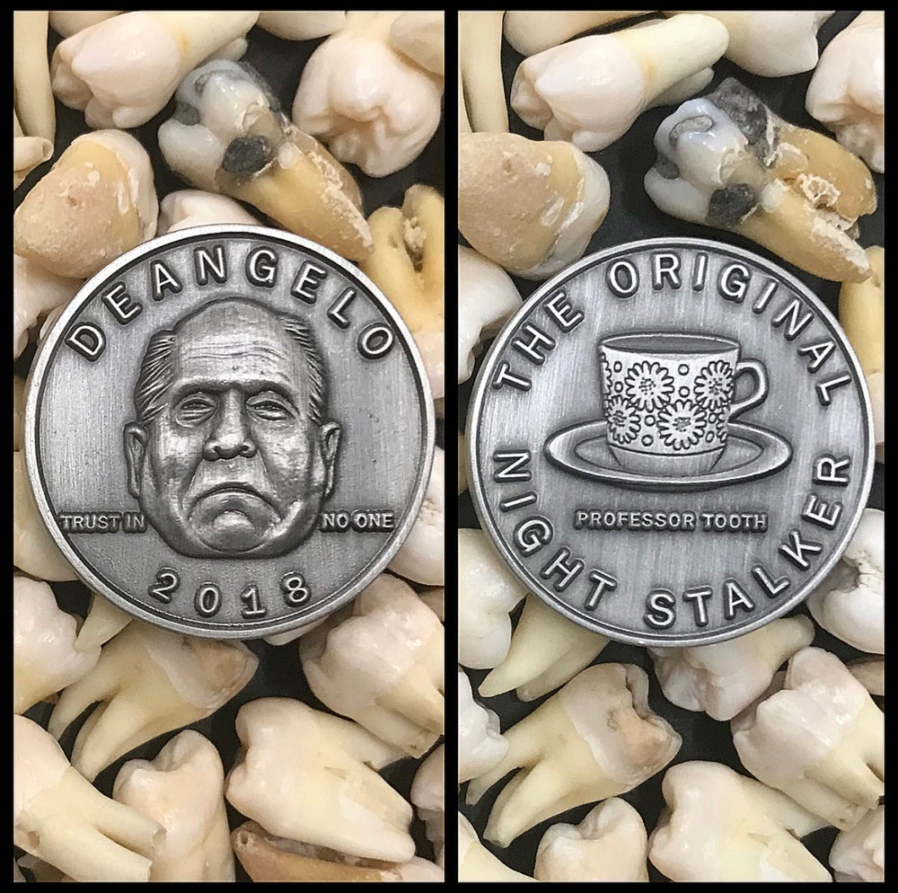 Image of Serial Killer Joseph DeAngelo Coin