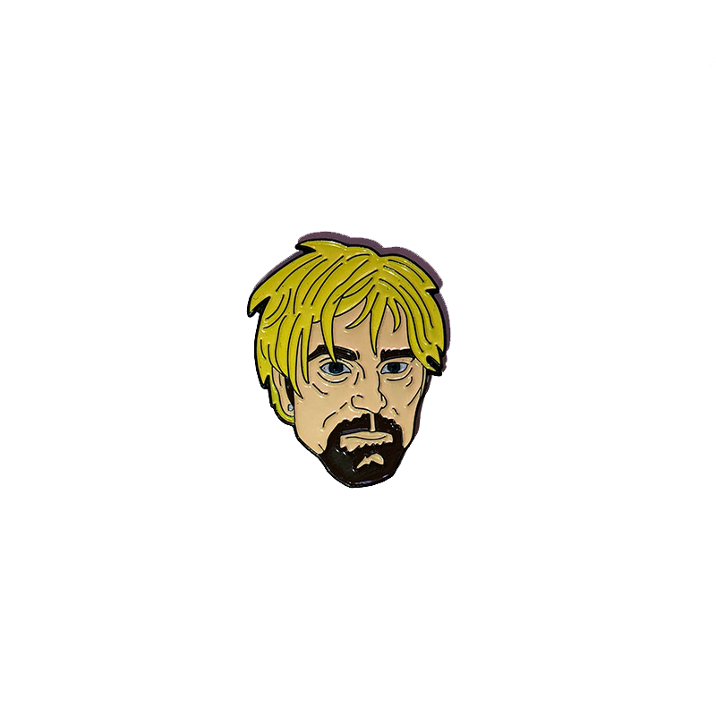 Image of Connie Nikas GOOD TIME Enamel Pin