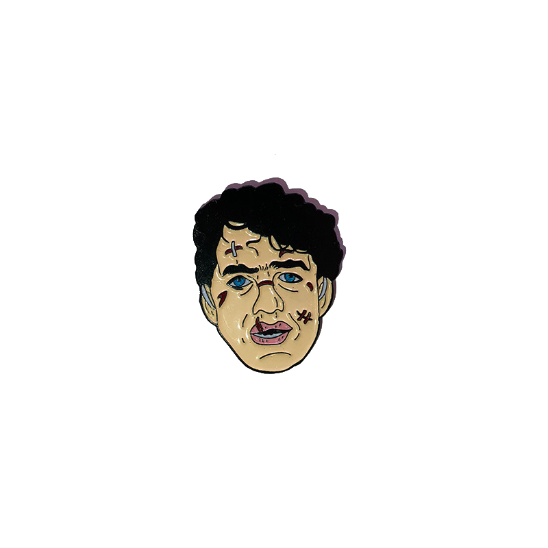 Image of Nick Nikas GOOD TIME Character Pin