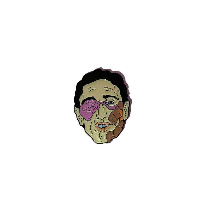 Image of Ray GOOD TIME Character Pin