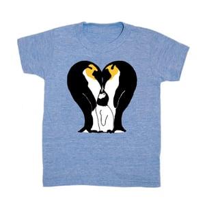 Image of KIDS - Penguin Family