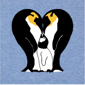Image of Penguin Family T-Shirt