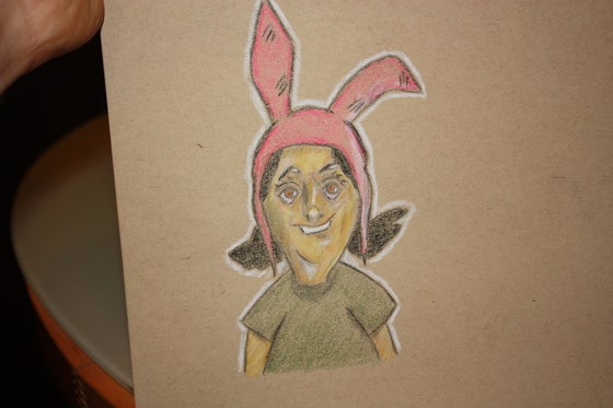 Image of Louise Belcher (Bob's Burgers)
