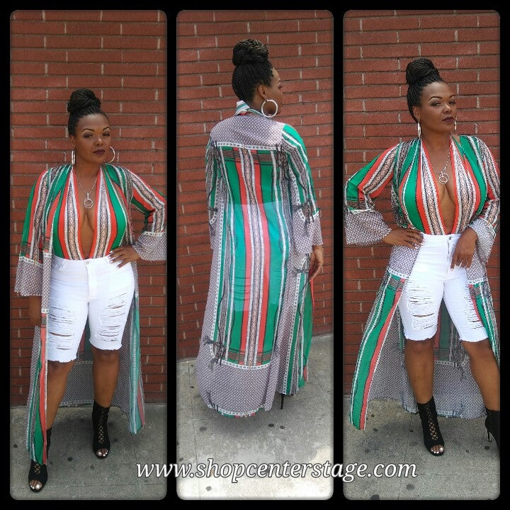 Image of CANDI STRIPE SET