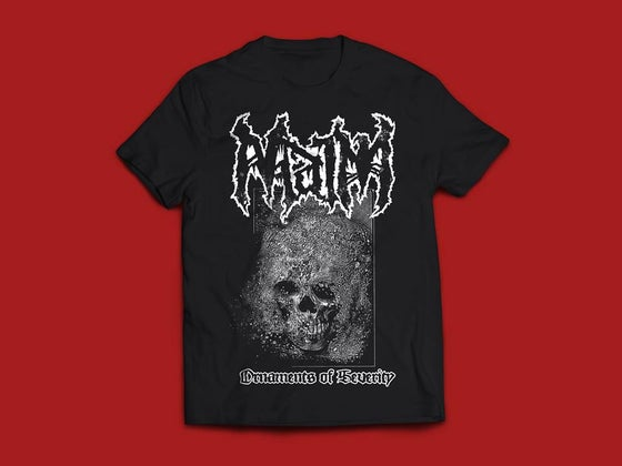 Image of Ornaments of Severity T-Shirt Black