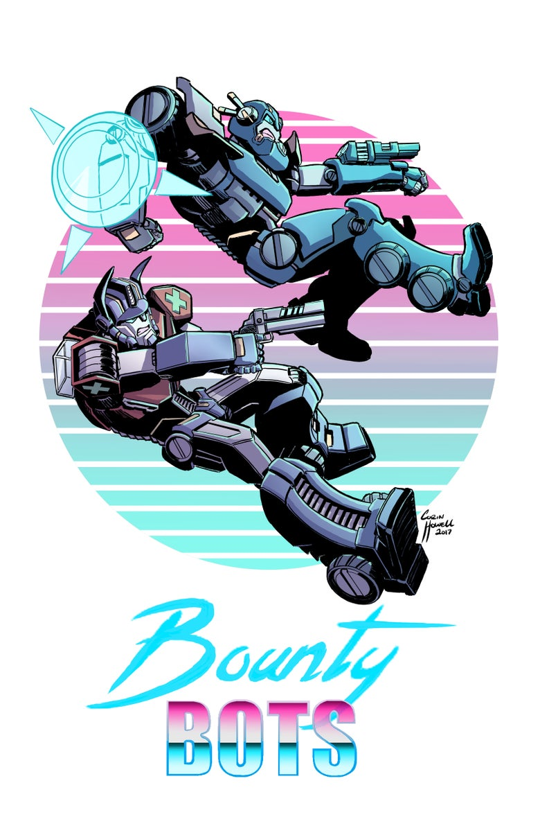 Image of BOUNTY BOTS- PDF DIGITAL COPY