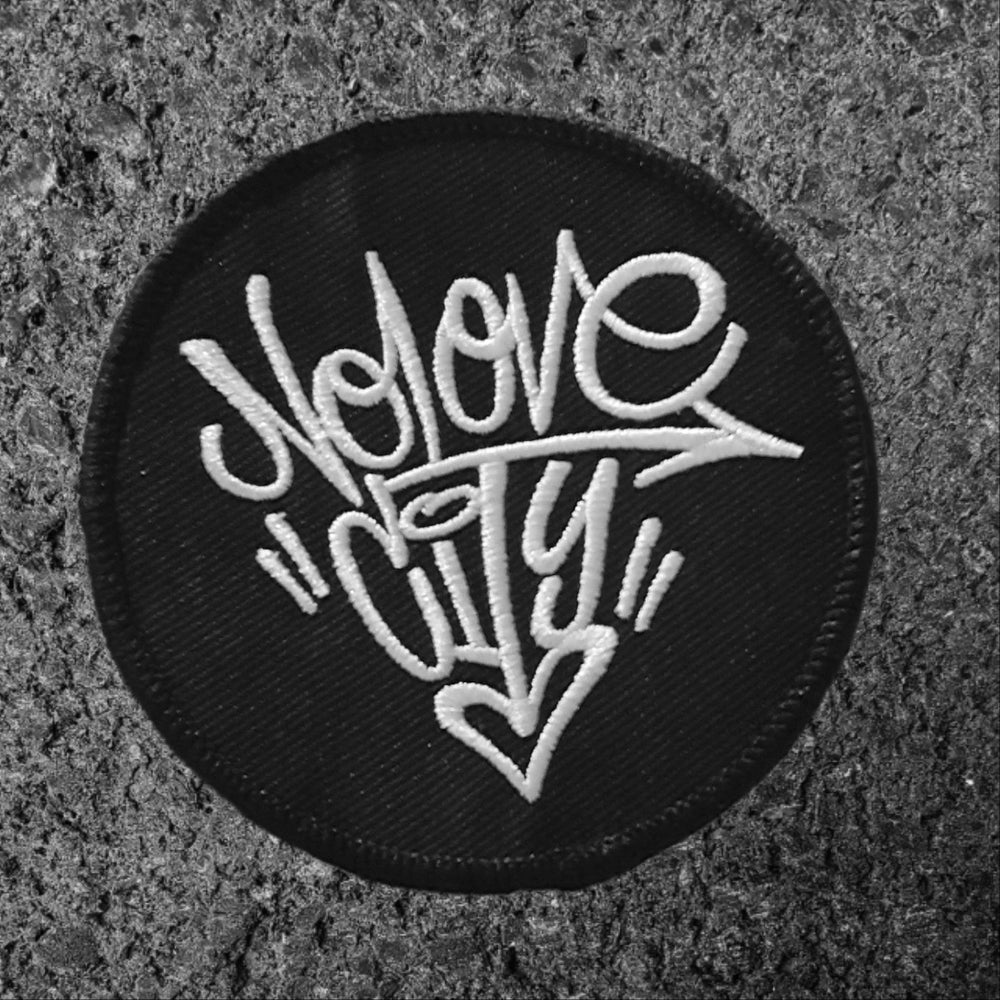 Image of Graffiti Logo Patch