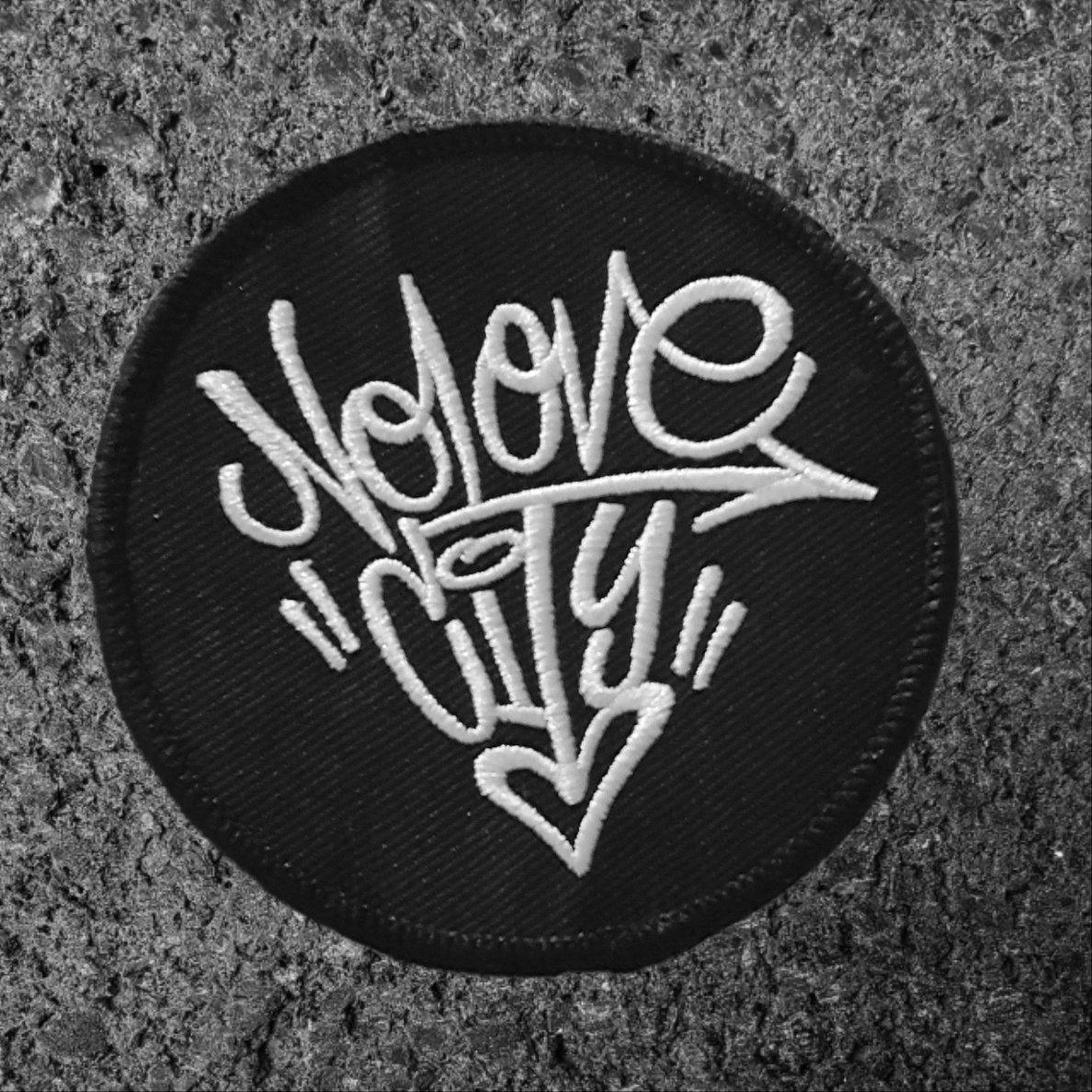 Image of Graffiti Logo Patch