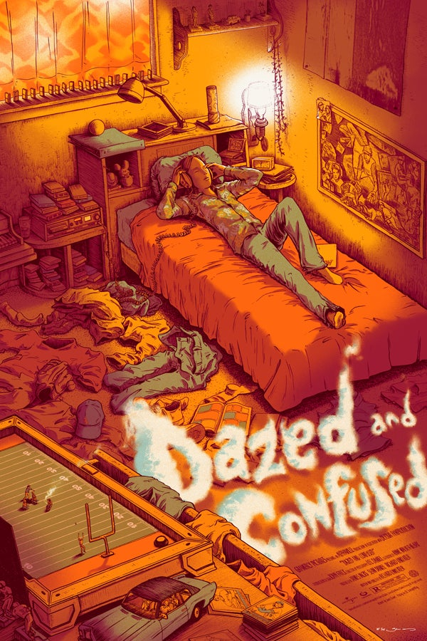 Image of Dazed and Confused - Regular Edition