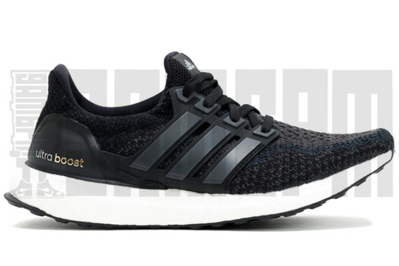 "Image of Adidas ULTRA BOOST M ""BLACK 2.0"""