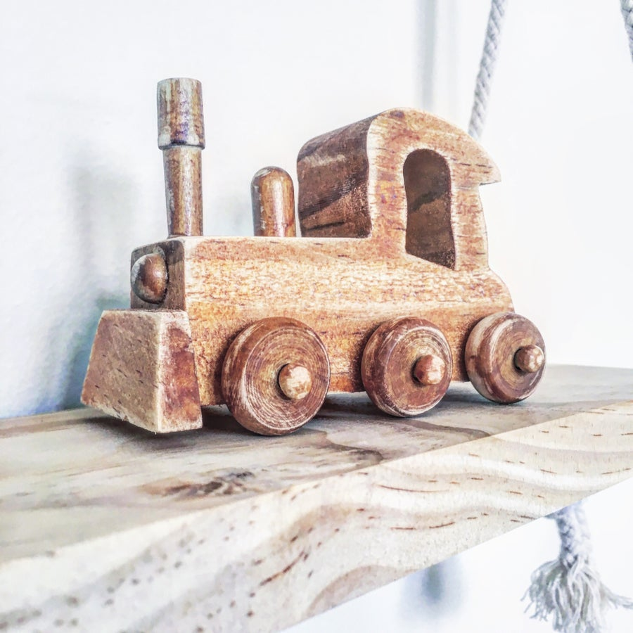 Image of Mini Steam Train